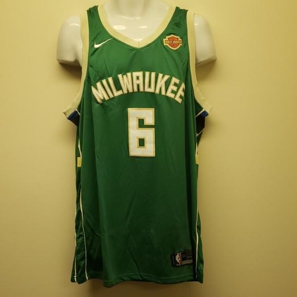 innovative design ef5b7 95fa8 Eric Bledsoe Milwaukee Bucks jersey